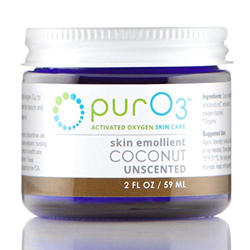 PurO3 Ozonated Coconut Oil - 2 oz