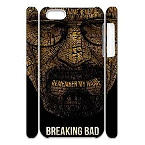 DDOUGS Breaking Bad Brand New Cell Phone Case for Iphone 5C, DIY Iphone 5C Case