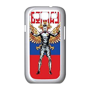 Samsung Galaxy S3 9300 Cell Phone Case White WorldCup Russia JNR2183619