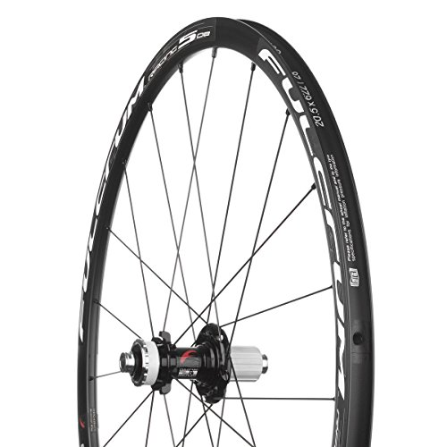 Fulcrum Racing 5 DB Wheelset - Clincher Centerlock, Thru-Axle, Shimano/SRAM