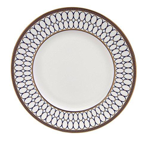 Renaissance Gold Dinner Plate - Plates Wedgwood Oval