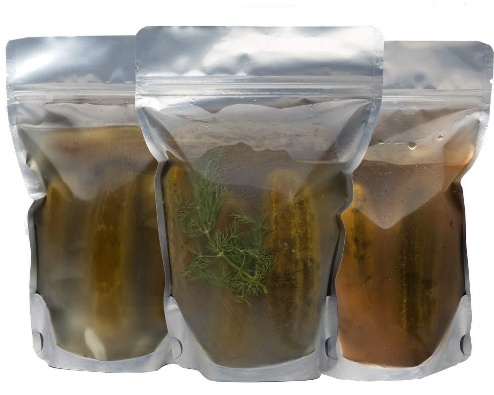 Oliva My Pickle s - Pastillas de hielo con fermentación y ...