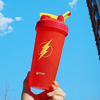 GBshop Batir la taza de proteína en polvo, taza de ejercicio ...
