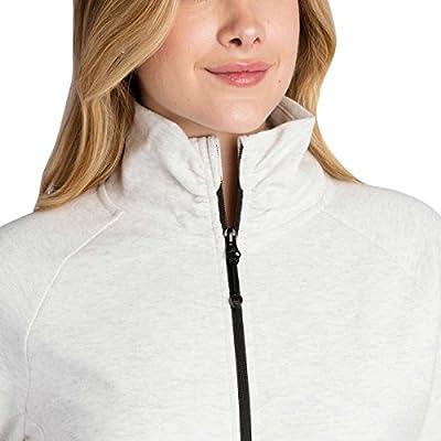 Kirkland Signature Ladies Full Zip Jacket: Clothing