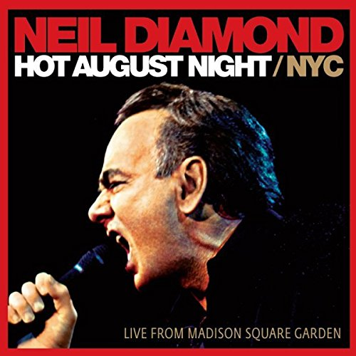 Hot August Night / NYC [2 CD] by CD (Image #1)
