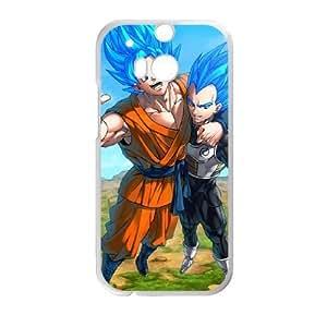 HTC One M8 phone case White Dragon Ball Z DDRK5374235