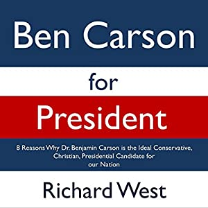 Ben Carson for President Audiobook