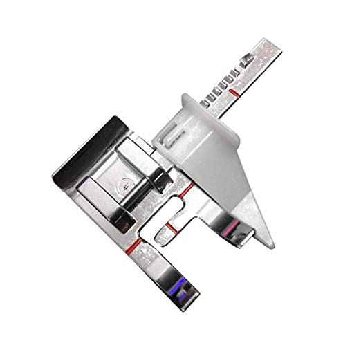 osmanthusfrag ajustable Guide Máquina de coser Presser Zipper ...