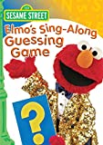 DVD : Sesame Street: Elmo's Sing-Along Guessing Game