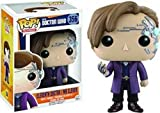 Funko POP Television: Doctor Who - 11th Doctor with Mr. Clever Action Figure