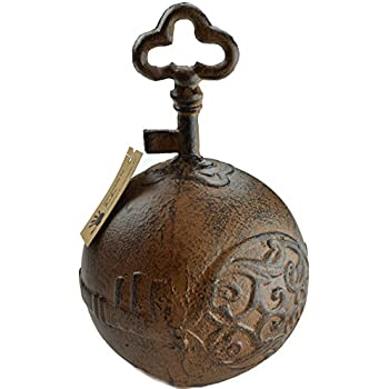 High Quality Lulu Decor, Cast Iron Door Stop, Door Stopper, Doorstops (Key)