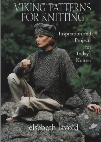 Viking Patterns for Knitting: Inspiration and Projects for Today's (Diamond Knitting Pattern)