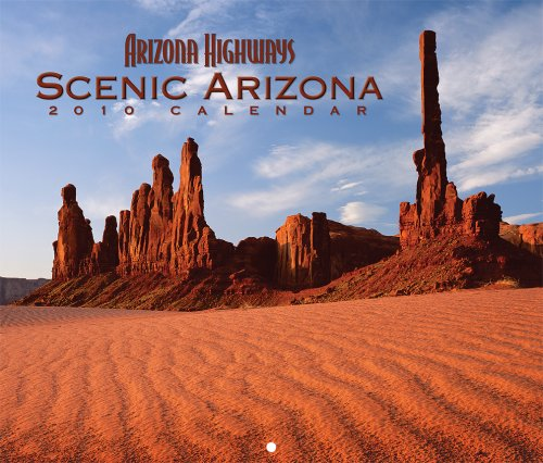 Arizona Highways Scenic 2010 Wall -