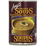 Amy'S Kitchen Organic Cream Of Mushroom Soup, 398 ml