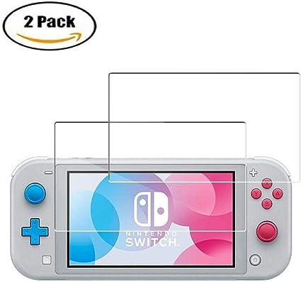 PZEMIN para Nintendo Switch Lite Protectores Pantalla,HD ...