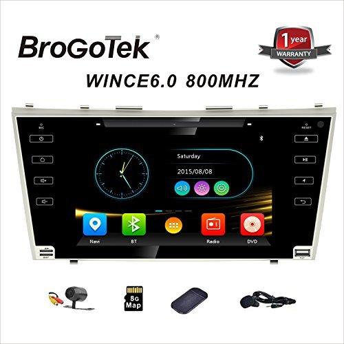Car Head Unit Touchscreen Car Radio With Backup Camera Gps Dvd