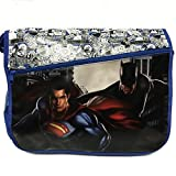 Batman vs Superman Blue Duffle Bag/gym Bag/travel Bag