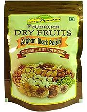 nalAmudhu Sun Dried Afghani Black Raisins 250g
