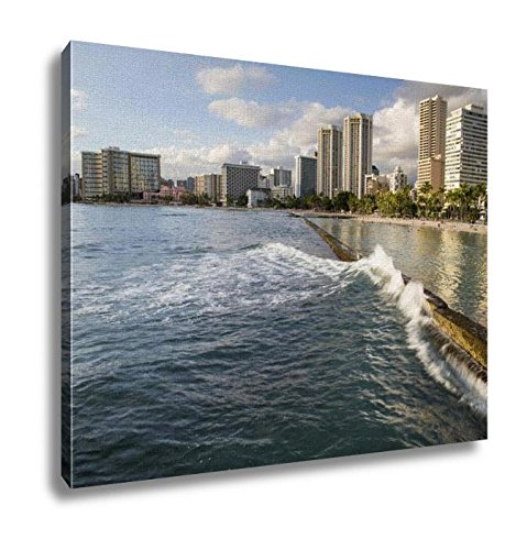 Ashley Canvas, Hawaii Oahu, Home Decoration Office, Ready to Hang, 20x25, AG6409636 by Ashley Canvas