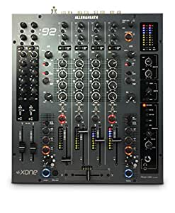 """Allen heath XONE92 - Allen-heath xone 92 mezclador profesional 12"""""""