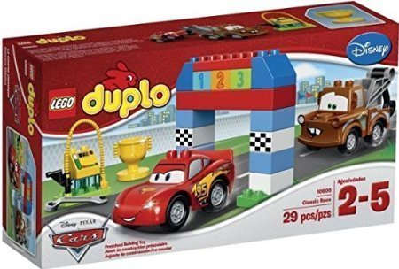 disney cars duplo classic race - 5