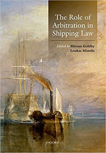 The Role of Arbitration in Shipping Law - Original PDF