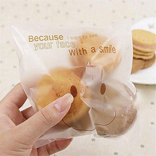 TraveT Cookies Adhesive Cookie Plastic
