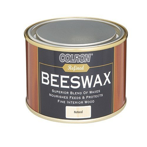 Ronseal CRPBWAP4 400g Colron Refined Beeswax Paste - Antique Pine by - Antique Wax Pine