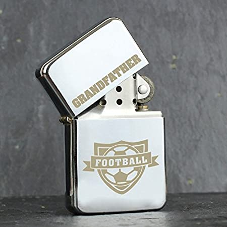 Personalised Football Lighter - Personalised - Lighter - Executive Gifts: Amazon.co.uk: Kitchen & Home