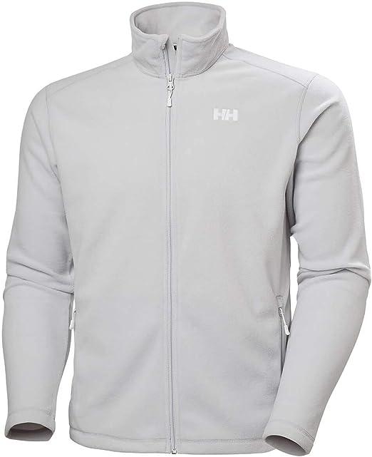 Helly Hansen Daybreaker Fleece Jacket Chaqueta con Forro Polar para Hombres, con tecnología Polartec y diseñada para Cualquier Actividad Casual o Deportiva
