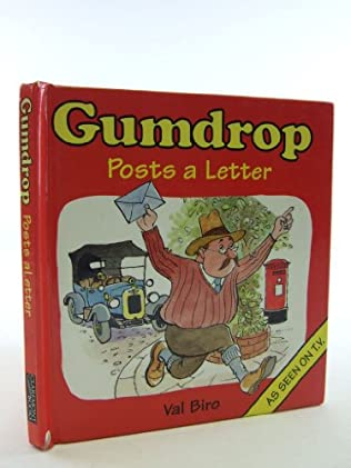 book cover of Gumdrop Posts a Letter