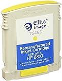 Elite Image Remanufactured HP 88 Inkjet Cartridge -Yellow -Inkjet -1540 Page -1 Each -Remanufactured