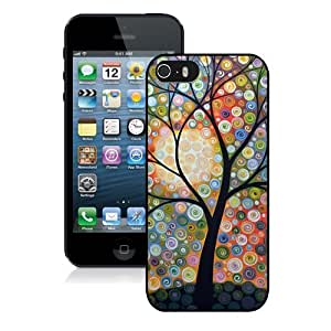 classic diy case Cover pc hard for apple iphone 5s black