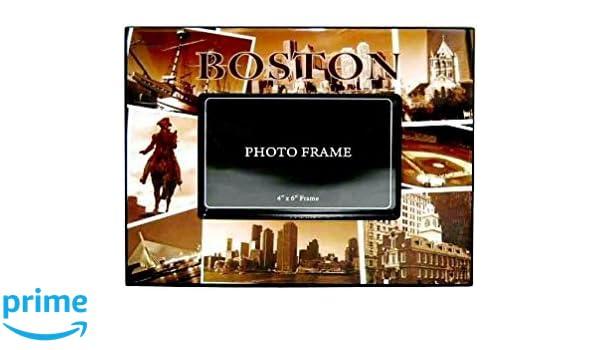 Amazon.com - Boston Picture Frame - Sepia, Boston Photo Frame ...
