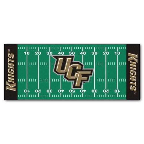 (FANMATS NCAA University of Central Florida Knights Nylon Face Football Field)