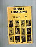 img - for Stoney Lonesome - 30 Poets book / textbook / text book