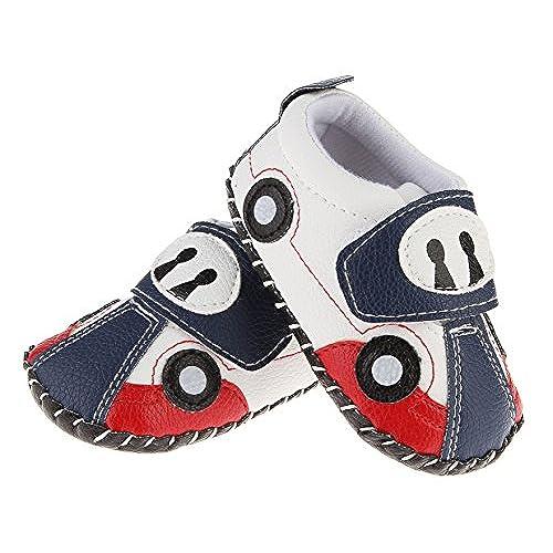 5a8f6d796213b ... Cuir PU Souple · Cloud Kids Chaussures Premiers Pas Bébé Garçon  Chausson Bébé Chaussure ...
