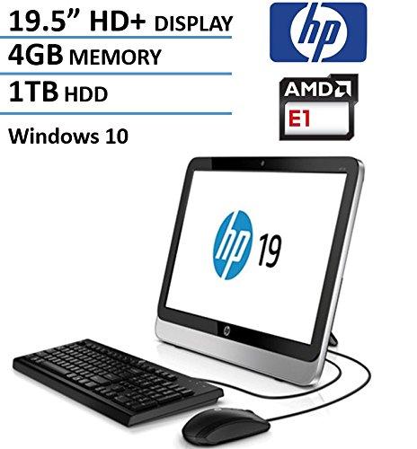 HP-19-All-In-One-AIO-195-Inch-Desktop-Computer-HD-LED-AMD-Dual-Core-135GHz-CPU-4GB-DDR3-Memory-1TB-HDD-DVD-RW-USB30-Wifi-RJ-45-Windows-10-Home-Certified-Refurbished