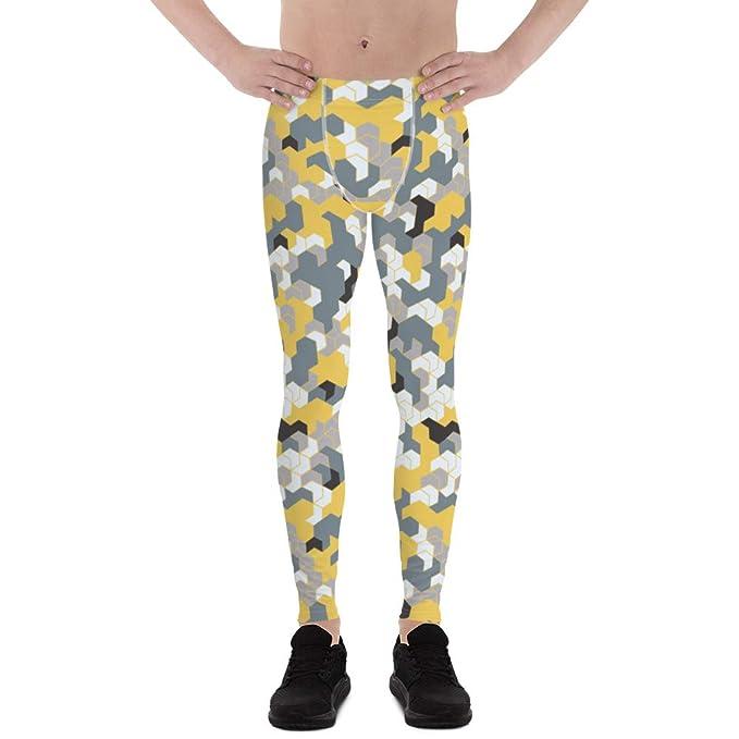 Amazon.com: Satori_Stylez - Mallas de compresión para hombre ...