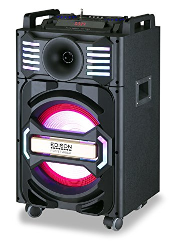 Edison Professional Party System 1000MKII Bluetooth Wireless