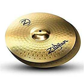 "Zildjian Planet Z 14"" Hi-Hat Bottom Cymbal 7"