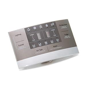 Samsung DA97-08118Q Refrigerator Dispenser Cover Genuine Original Equipment Manufacturer (OEM) Part