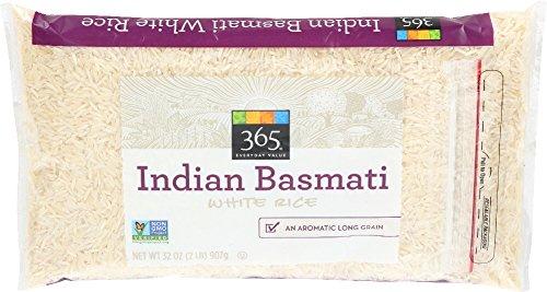 365 Everyday Value, Indian Basmati White Rice, 32 (Indian Basmati Rice)