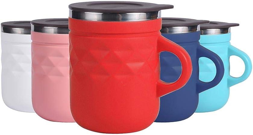 Present Thermos 400 ml Isotherme Tasse en acier inoxydable thermique Tasse de Café