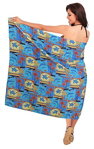bikini de pareo pareo cubierta envoltura hasta las señoras del vestido de baño del traje de baño traje de baño de la playa de la falda de la piscina Rojo