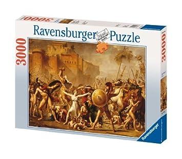7bf026659f5 Ravensburger - Jigsaw Puzzle - 3,000 Pieces - David : Sabine women ...