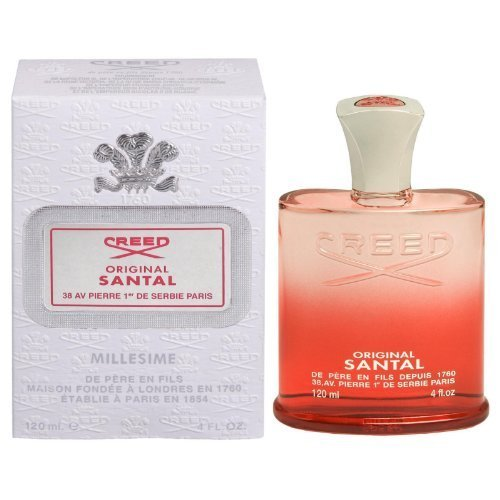 Creed Original Santal Perfume For Men 4 oz Millesime Eau de Parfum Spray