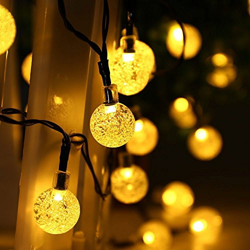 12 Led Star Christmas Solar Garden Lights