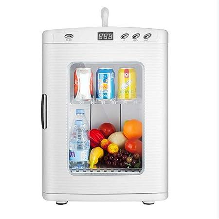 DRHYSFSA-Home Mini Nevera Mini refrigerador con refrigerador ...
