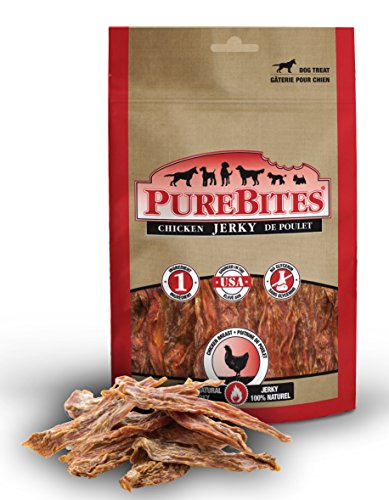 Purebites Chicken Jerky Treats For Dogs